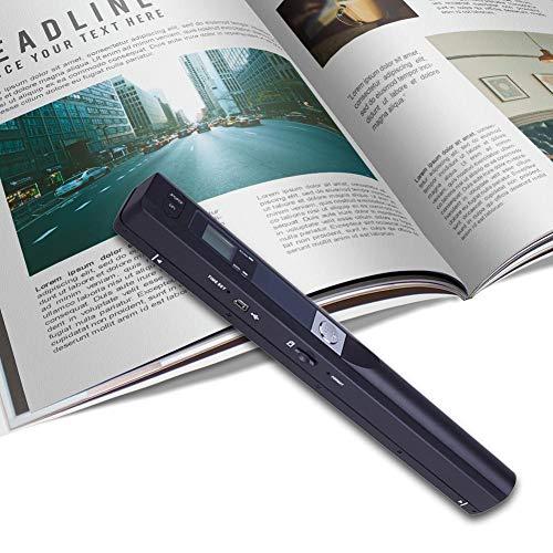 Scanmarker Air Portatile Penna di Riconoscimento e Scansione Testo Bianco
