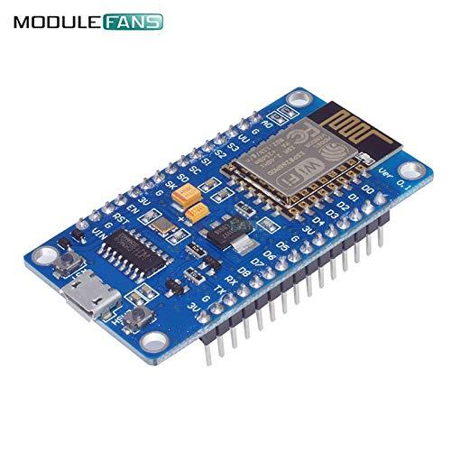 ESP8266 ESP-12F ESP-12E ESP12E ESP12F CH340G NodeMcu Lua V3 WIFI Wireless  Module Antenne PCB Network Development Board USB IO