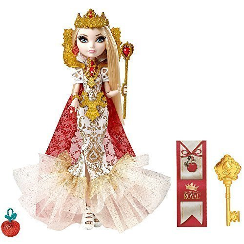 Ever After High Royally Ever After Apple White Doll by Ever After (Ever After Outfits High)