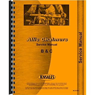 Allis Chalmers B Tractor Service Manual