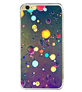 Fiobs Designer Back Case Cover for Apple iPhone 6 Plus :: Apple iPhone 6+ (Colourful Pattern & Design)
