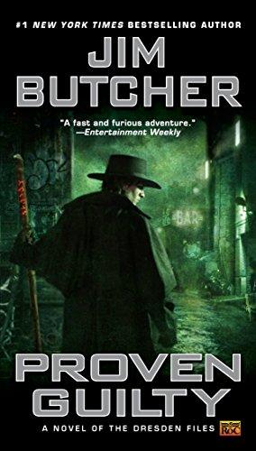 Proven Guilty par Jim Butcher