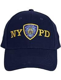 Rothco producto oficial de NYPD ajustable Cap w/Emblem