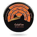 GalaFire - Kaminofen Ventilator Fan Eco Fan