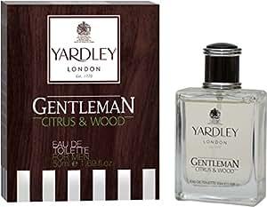 Yardley London - Gentleman Citrus and Wood Eau de Toilette, 50ml