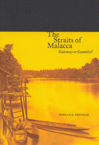 The Straits of Malacca: Gateway or Gauntlet? -