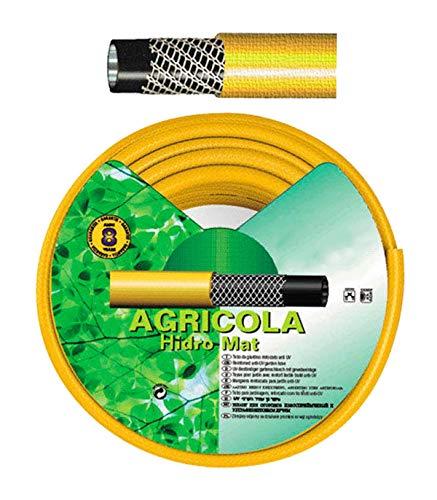 SATURNIA 8071000 Manguera Amarillo Hidro Mat 15 mm
