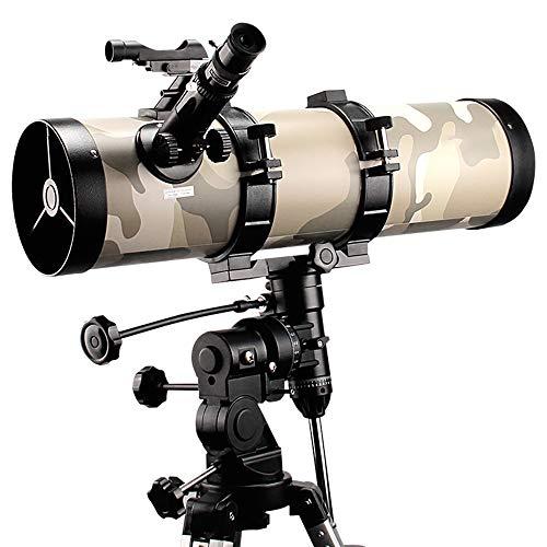ETH Astronomisches Teleskop Hochauflösendes, Professionelles HD-Teleskop Mit Sternenbeobachtung for Himmel Und Erde Klar und bequem