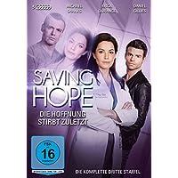 Saving Hope - Die Hoffnung stirbt zuletzt Die komplette dritte Staffel