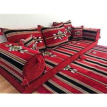 Orient Marrakesch Asiento Esquina, cojín de Suelo, Marrakesch Asiento Grupo, Asiento Esquina,