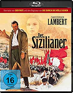 Der Sizilianer [Blu-ray]