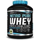 Biotech USA 10004010910 Nitro Pure Whey Protéine Saveur Banane
