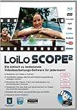 LoiLoScope2, Videobearbeitung,
