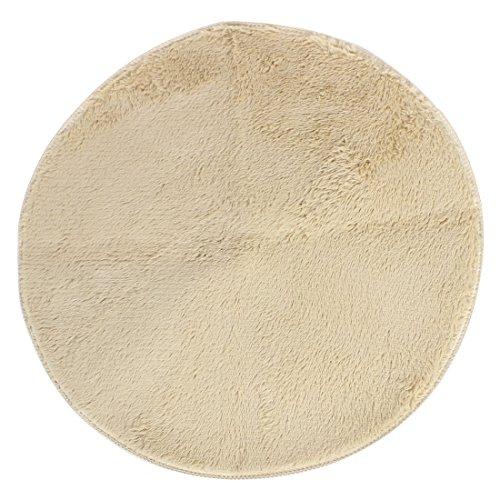 Preisvergleich Produktbild Runde Fußmatte Sauberlaufmatte Teppich für Wohnzimmer/Badezimmer/Schlafzimmer
