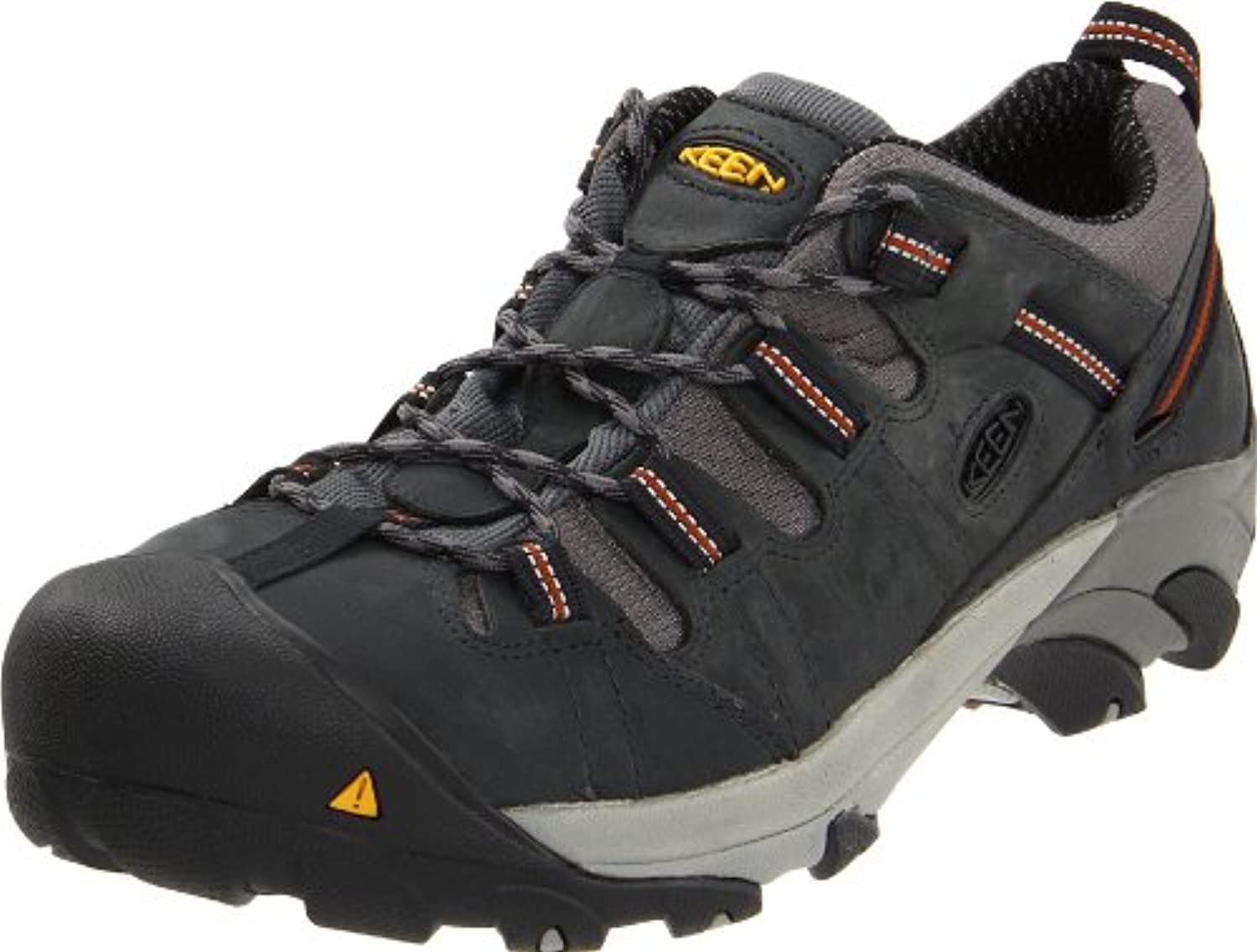 Keen Utility Men's Detroit Low Steel Toe Work Shoe