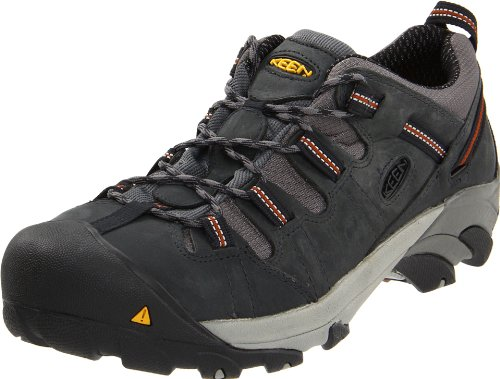Keen Utility Men's Detroit Low Steel Toe Shoe,Peacoat,8.5 EE US (Keen-herren-detroit)