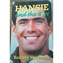 Hansie and the Boys: The Making of the South African Cricket Team