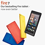 Fire 7 Tablet with Alexa, 7 Display, 8 GB, Black — with Special Offers