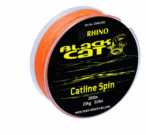 Black Cat Angelschnur Catline- /Clonk Spin, 2348038