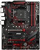 MSI B450 Gaming Plus, Sockel AM4, DDR4, HDMI, DVI-D, 1x M.2, 2x USB 3.1 Gen2, 4x USB 3.1 Gen1 ATX Mainboard
