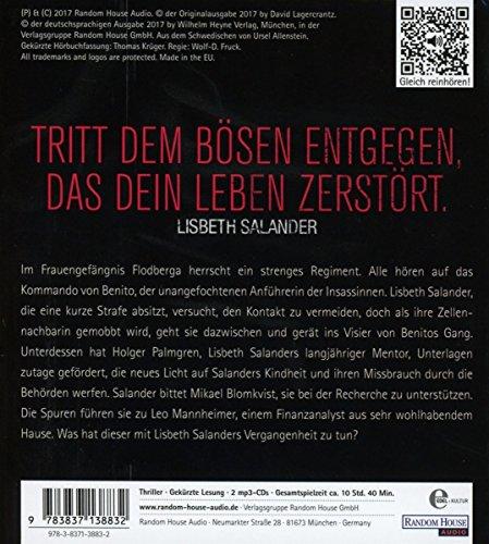 Verfolgung (Millennium, Band 5): Alle Infos bei Amazon