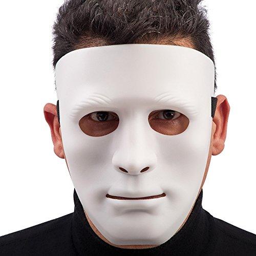 Carnival Toys 00889 - Máscara para adultos - cara Sage