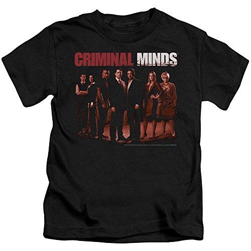 Kids(4-7yrs) CRIMINAL MINDS THE CREW T-Shirt Tee Size S-L