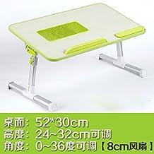 Cama con escritorio del ordenador portátil, mesa lazy, escritorio plegable y abatible, escritorio dormitorio college,5