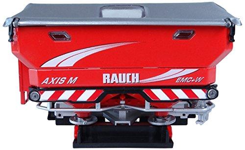 Universal Hobbies-uh4996-Fahrzeug-Streuwagen Rauch Axis 30.2EMC-Maßstab 1: 32, rot