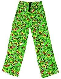 Muppets - Bas de pyjama - Homme Vert Vert