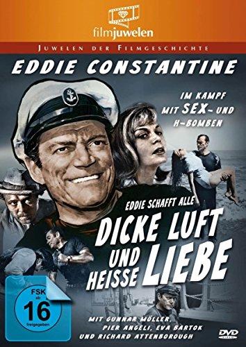Eddie Constantine: Eddie schafft Alle (Dicke Luft und heiße Liebe) - Filmjuwelen