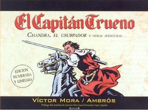 CHANDRA EL USURPADOR: EDICION COLECCCIONISTA (ALBUM CAPITAN TRUENO)