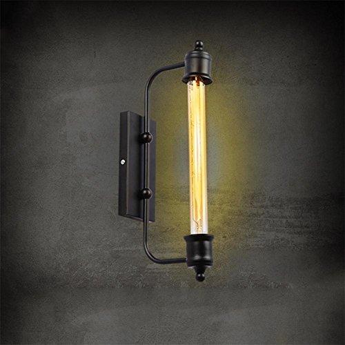 DENG LED Alternative Kunst Lichter Pastoral Dekoration Szene Freizeit Wand Lampe 400 * 150 (mm) Pastorale Szene