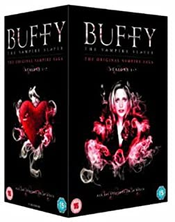 Buffy the Vampire Slayer - Complete Seasons 1-7 [DVD] (B005MX6Y6E) | Amazon price tracker / tracking, Amazon price history charts, Amazon price watches, Amazon price drop alerts