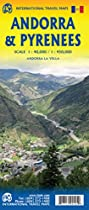 Andorra / Pyrenees Map