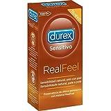 Durex RealFeel 24 latexfreie Kondome aus Polyisopren