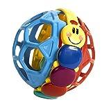 Toyonee Baby Spielzeug für Kinder, Lernspielzeug, Mehrfarbig, Sensorische Glocke für 6-12 Monate