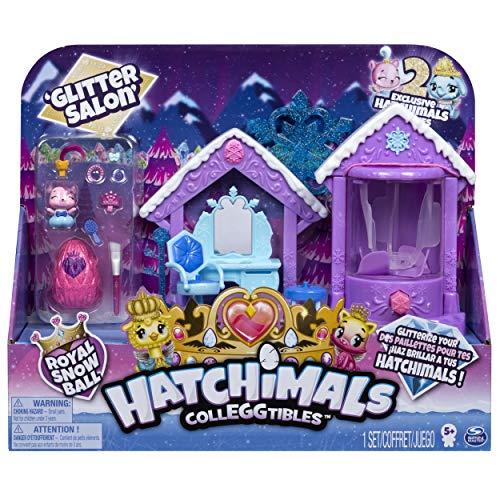 Hatchimals CollEGGtibles GlitzerSalon Spielset