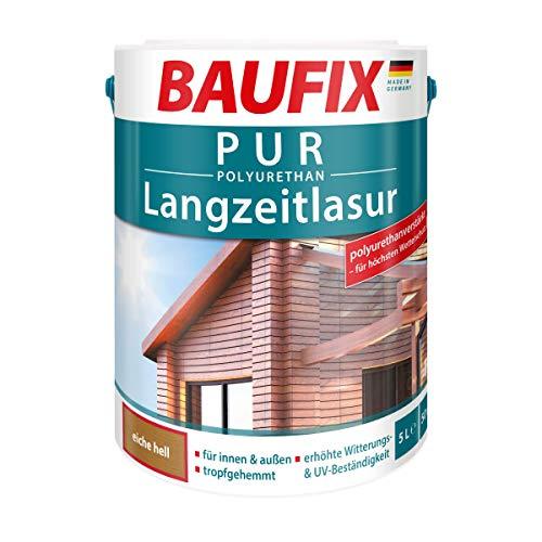 BAUFIX PUR Langzeitlasur, eiche hell, 5L