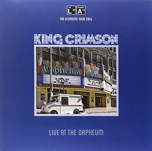 King Crimson: Live at the Orpheum (200g.Ltd Vinyl) [Vinyl LP] (Vinyl)