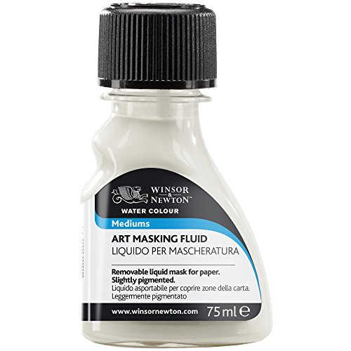 Winsor & Newton Water color Medium OX Gall liquido, 75 ml, Yellow, M L