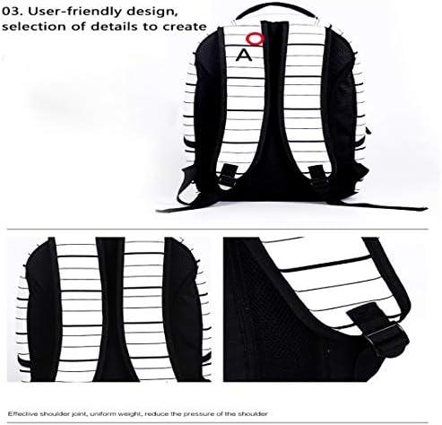 Jambalaya zipper 3d moda animale animale animale star gatto zaino valigia di poliestere impermeabile studenti zaino borsa per computer 48  31  15cm B07HD5M532 Parent | Ottima selezione  | Qualità primaria  | Consegna ragionevole e consegna puntuale  4092a0