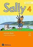 Sally - Englisch ab Klasse 1 - Ausgabe Nordrhein-Westfalen (Neubearbeitung): 4. Schuljahr - Activity Book: Mit Audio-CD und Portfolio-Heft