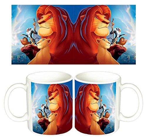 El Rey Leon The Lion King A Tazza Mug