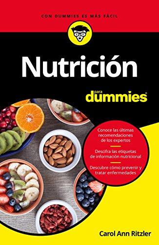 Nutrición para Dummies por Carol Ann Rinzler