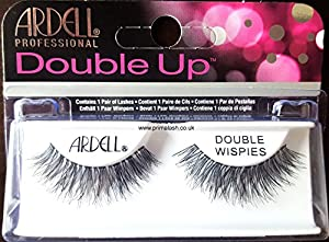 Ardell Double Wispies (double up) extra volume layered lashes wispy