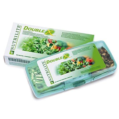 Preisvergleich Produktbild NUTRILITE TM DOUBLE X TM Monatspackung - 173 g, 31 Tagesrationen, Amway