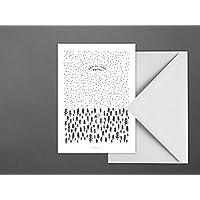 Postkarte / 1.000.000 Sterne