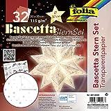 folia Faltblätter Bascetta-Stern