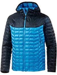 The North Face T9382AMGY M Chaqueta con Capucha Thermoball, Hombre, Blue Aster/Urban Navy, M
